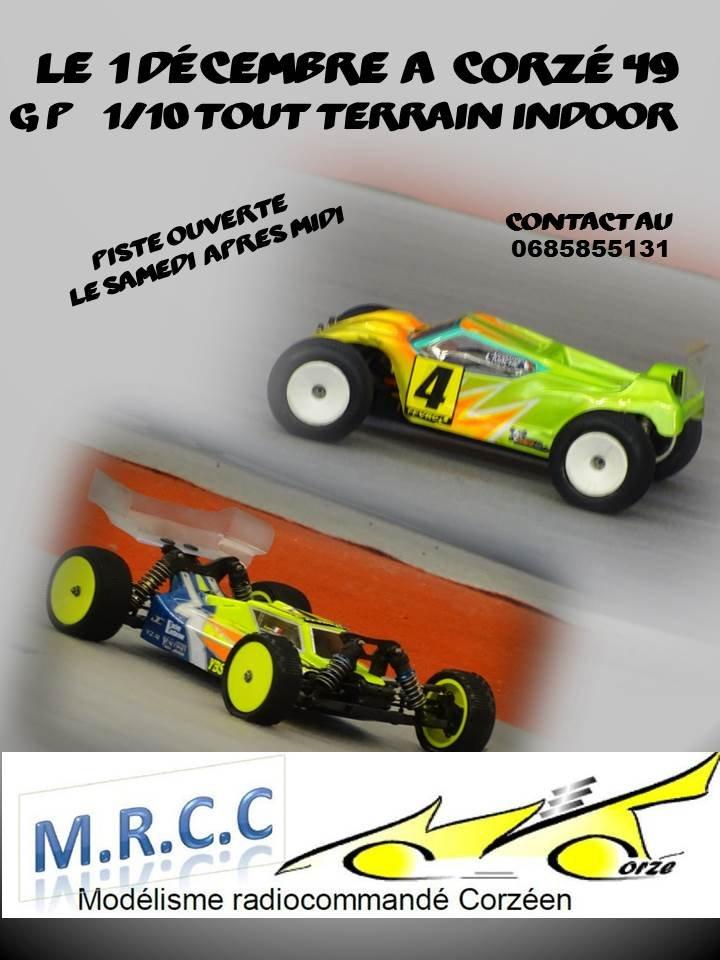 Amicale TT 1/10ème au MRCC