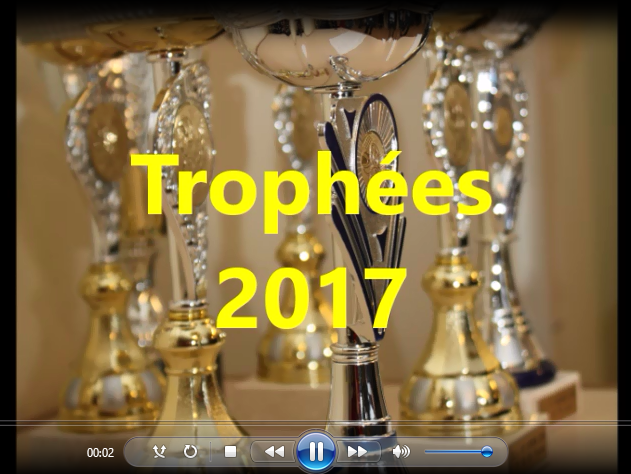Le film des Trophées 2017