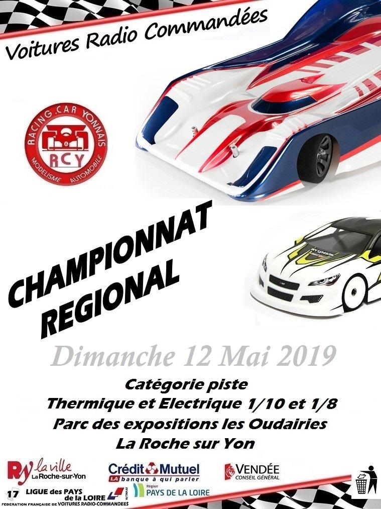 Championnat de Ligue P8 et P10 - RCY