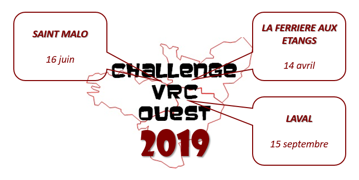 Challenge VRC Ouest 2019