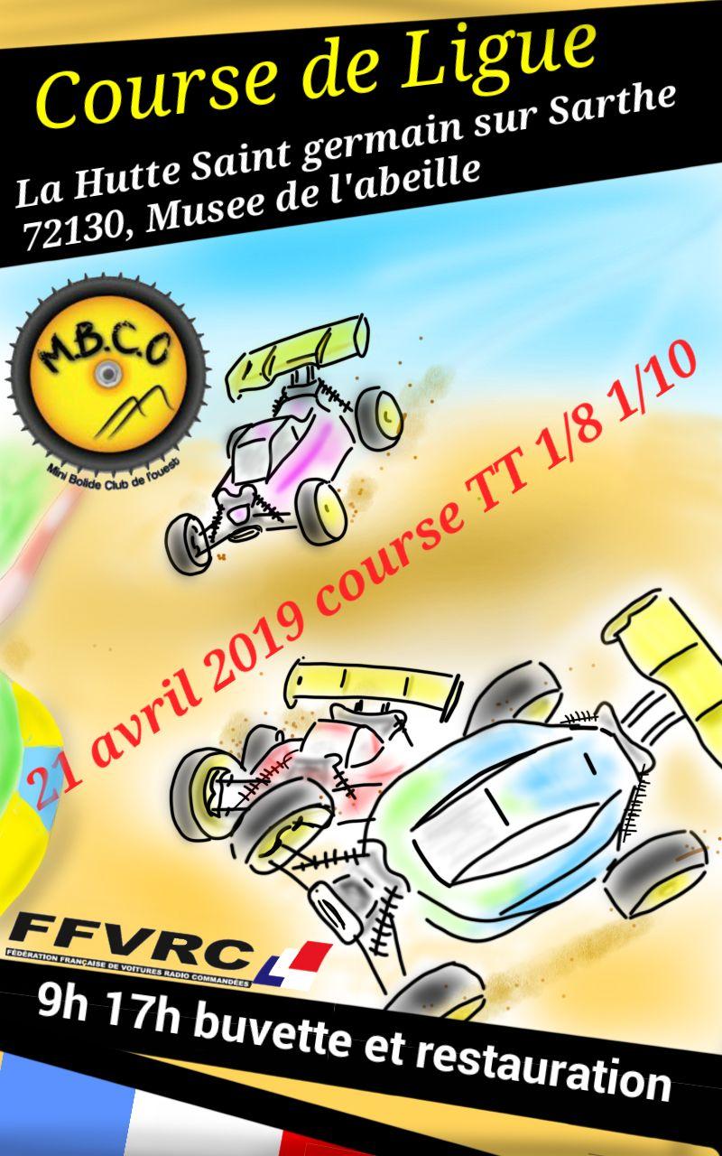 Championnat de Ligue TT8 et TT10 El