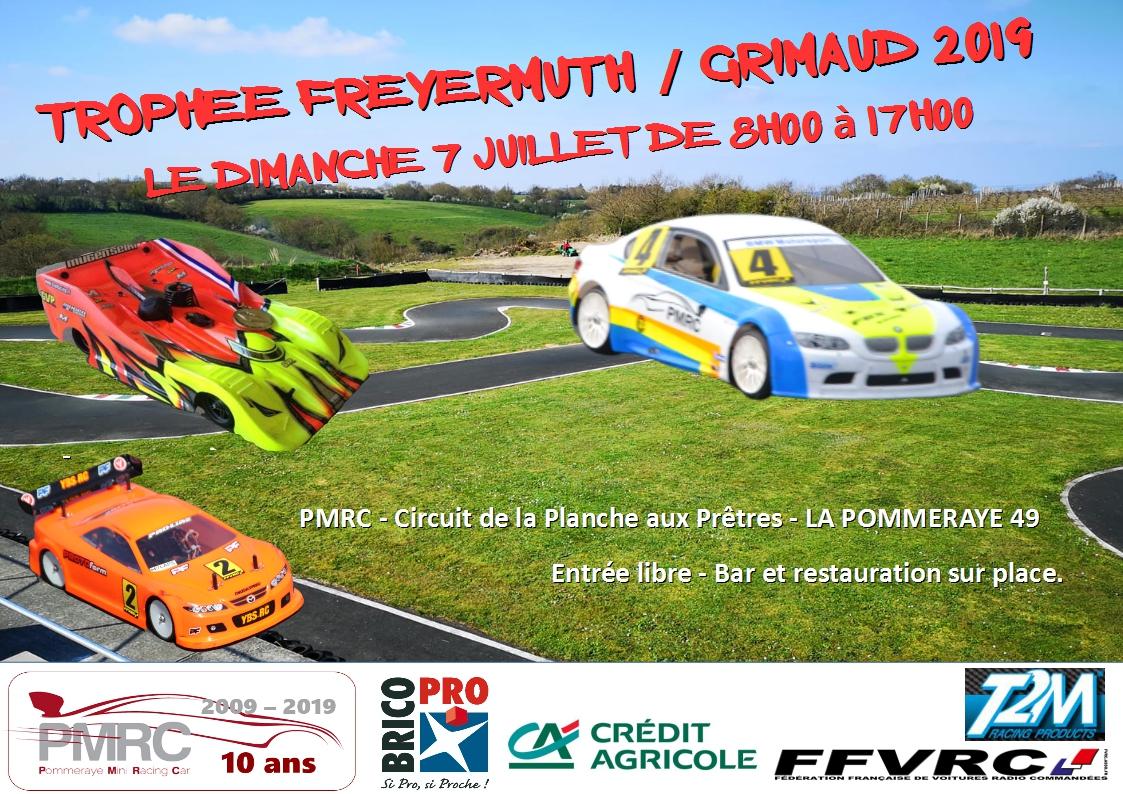 Affiche Trophée FREYERMUTH - GRIMAUD